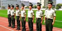 图为:官兵的身姿。 张统纲 摄 - 浙江新闻网