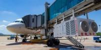 杭州萧山国际机场启用桥载设备。萧山机场供图 - 浙江新闻网