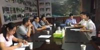 宁波市林业局到江北区检查指导林业安全生产工作 - 林业厅