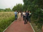 金华市加强省级湿地公园创建工作 - 林业厅