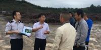 德清县开展绿剑护林行动 保护森林生态安全 - 林业厅