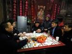 衢州市林业局开展春节走访慰问困难群众和烈士活动 - 林业厅