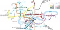 杭州地铁线路高清大图.png - 杭州网