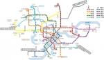 杭州地铁公布10条在建线路最全通车时间表 - 杭州网