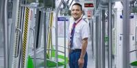 90后地铁潮男司机:把乘客安全送达是我最快乐的事 - 杭州网