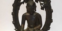 失窃57年后,一座12世纪铜制佛像被英国警方交还印度 - 佛教在线