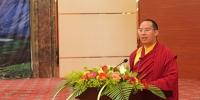 十一世班禅:和平来之不易要为社会发展作出自己的贡献 - 佛教在线