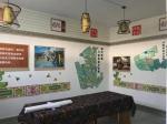 图为:展现少数民族文化的礼堂。张庆丽 摄 - 浙江新闻网
