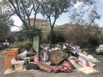 杭州老小区的大件垃圾清运 到底该由谁买单? - 杭州网