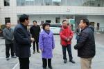 省红十字会陶竞专职副会长赴武义县督查并调研扶贫结对帮扶工作 - 红十字会