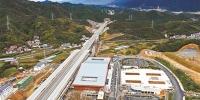 杭黄铁路开始列车运行图参数测试 全线开通进入倒计时 - 杭州网
