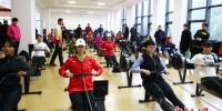 80余名选手参加中英赛艇精英计划选拔 主办方供图 - 浙江新闻网