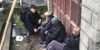 民警辗转多地调查取证 泰顺警方供图 摄 - 浙江新闻网