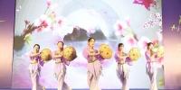 安吉文化旅游推介会现场舞蹈表演 主办方提供 - 浙江新闻网