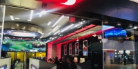 杭州某商场内的电竞游戏厅。(资料图) 张斌 摄 - 浙江新闻网