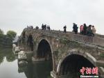 广济桥。 张斌 摄 - 浙江网