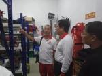 中国红十字会总会救灾工作组到我省查看灾情指导救灾慰问灾民 - 红十字会