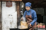 游埠古镇生活气息浓厚,一景一物都成了摄影家眼中的绝佳题材。兰溪宣传部提供 - 浙江新闻网