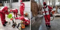 参与疫情防控工作,红十字人在行动(三十) - 红十字会